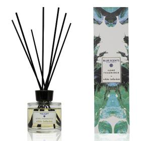 Blue Scents Home Fragrance White Infusion, Αρωματικό χώρου, 100ml