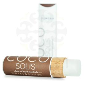 Cocosolis Organic Suntan & Body Oil Cacao Bio έλαιο για σοκολατένιο μαύρισμα, ενυδατωμένο και λαμπερό δέρμα. 110ml