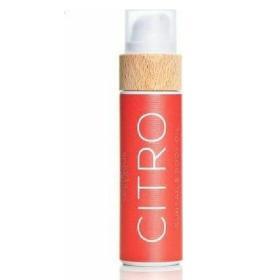 Cocosolis Citro Suntan & Body Oil, Οργανικό λάδι για γρήγορο βαθύ μαύρισμα, ενυδατωμένο και λαμπερό δέρμα κάθε μέρα, 110ml