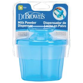 Dr.Brown's Milk Powder Dispenser, Μπλε Δοσομετρητής σκόνης γάλακτος 1τμχ.