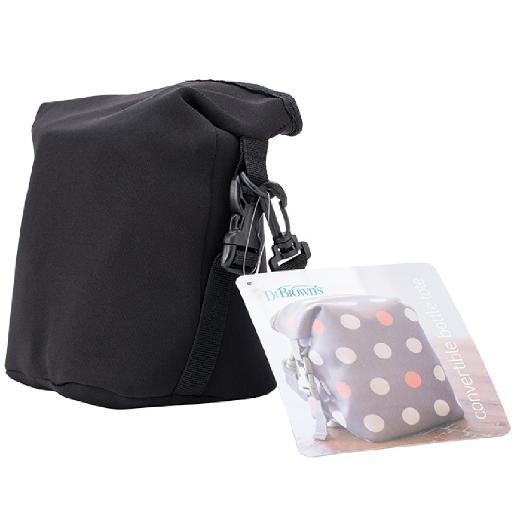 Dr.Brown's Ισοθερμική τσάντα μεταφοράς Μαύρη, Black, 1τμχ.