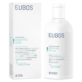 Eubos Ενυδατική Λοσιόν Σώματος, Αφρόλουτρο & Κρέμα για ευαίσθητες επιδερμίδες, 200ml.