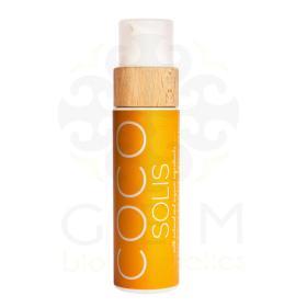 Cocosolis Organic  Stretch Mark Dry Oil - Bio ξηρό λάδι κατά των ραγάδων 110ml