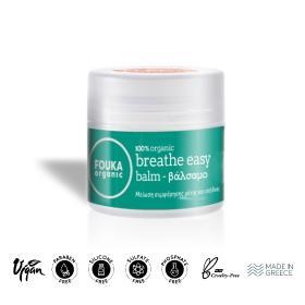 Fouka Βάλσαμο Αποσυμφορητικό Μύτης Together 100% Organic Breathe Easy Balm 50ml