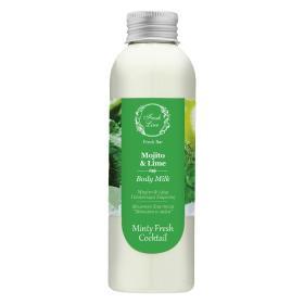 Fresh Line Green Summer Cocktail Box με Μοχίτο & Λαϊμ  Γαλάκτωμα Σώματος 200ml
