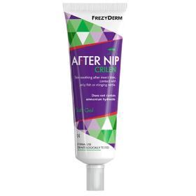 Frezyderm Crilen After Nip, Τζελ για Ανακούφιση Ερεθισμένου Δέρματος από Τσιμπήματα Εντόμων, 30ml