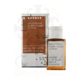 Korres Eau de Toilette Vanilla / Freesia / Lychee Άρωμα για Γυναίκες 50ml