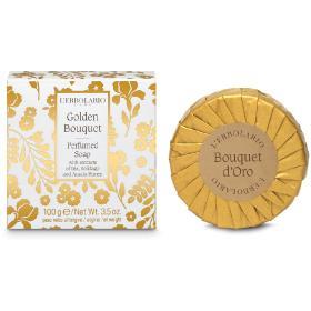 L'erbolario Bouquet d'Oro, Αρωματικό Σαπούνι  100ml