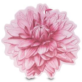 """L'erbolario Shades of Dahlia, Αρωματικό """"λουλούδι"""" για συρτάρια, Sfumature di Dalia, 1τεμ."""