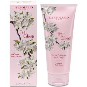 L'erbolario Tra i Ciliegi, Perfumed Body Cream, 200ml