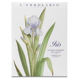 L'erbolario Iris, Αρωματικά σακουλάκια για συρτάρια 1τμχ.