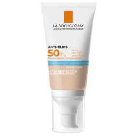 La Roche Posay Anthelios Ultra Protection Hydrating Cream SPF 50+, Με χρώμα, 50ml