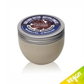 Mastic Origins Vegan Ouzo Body Butter, Καταπραϋντικό, ενυδατικό Βούτυρο σώματος με Ούζο & Μαστίχα για πολύ ξηρές επιδερμίδες 300ml