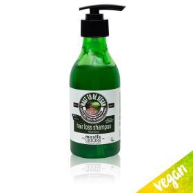 Mastic Origins Vegan Truffle Shampoo, Σαμπουάν για ενδυνάμωση μαλλιών κατά της τριχόπτωσης από έλαιο τρούφας & μαστίχα Χίου 250ml