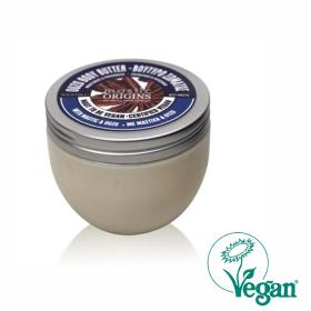 Mastic Origins Vegan Ouzo Body Butter. Καταπραϋντικό, ενυδατικό Βούτυρο σώματος με Ούζο & Μαστίχα για πολύ ξηρές επιδερμίδες 300ml/10Fl.oz