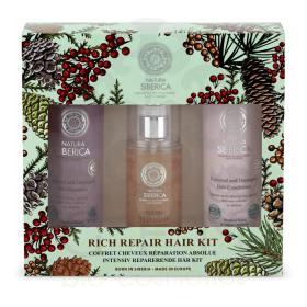 Rich Repair Hair Kit(Coloured and Damaged Hair Shampoo 250ml, Coloured and Damaged Hair Conditioner 250ml, Vivid Vitamins for Hair and Body 125ml).