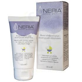 Farmasyn Neria Natural Nappy Cream - Αδιάβροχη Κρέμα για Κάθε Αλλαγή Πάνας 125ml