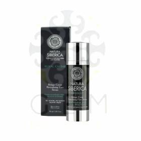 Natura Siberica Royal Caviar Face Serum, Ορός προσώπου αναζωογόνησης, κατάλληλο για όλους τους τύπους δέρματος, Κατάλληλο για ηλικίες 40-45+ 30ml