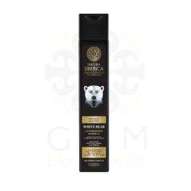 Natura Siberica MEN Shower Gel White Bear, Αναζωογονητικό Αφρόλουτρο. 250 ml