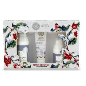 Natura siberica Rhodiola Rosea Beauty Kit (Κρέμα Ημέρας + Κρέμα Νύχτας + Κρέμα Χεριών)