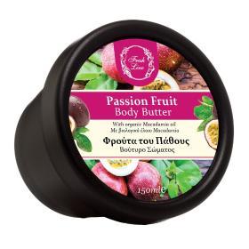Fresh Line Φρούτα του πάθους Βούτυρο Σώματος 150ml