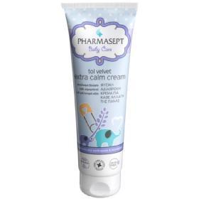 Pharmasept Αδιάβροχη Κρέμα για Αλλαγή Πάνας, Top Velvet Extra Calm Cream, 150ml