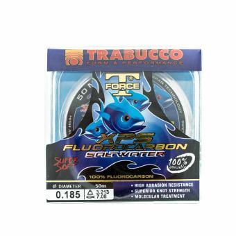 Αόρατη Πετονιά Trabucco XPS Fluorocarbon