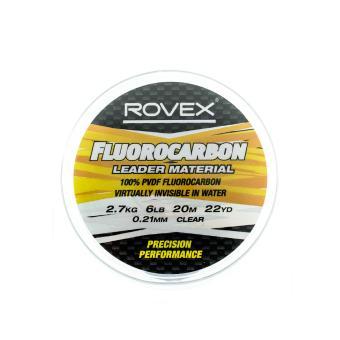 Αόρατη Πετονιά Rovex Leader Material Fluorocarbon