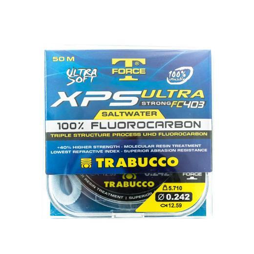 Αόρατη Πετονιά Trabucco XPS Ultra Strong FC403