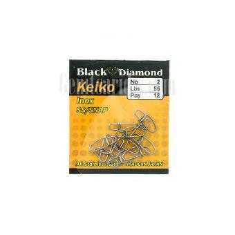 Παραμάνα Black Diamond Keiko Inox