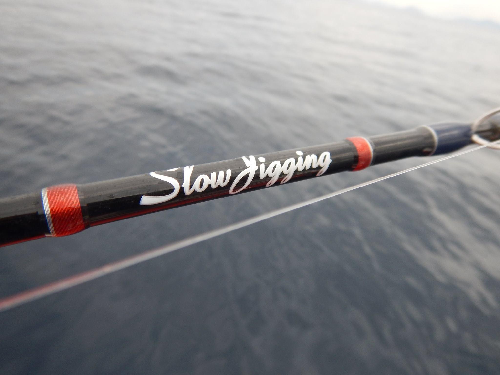 Καλάμι Ψαρέματος Hearty Rise Slow Jigging SB681-2