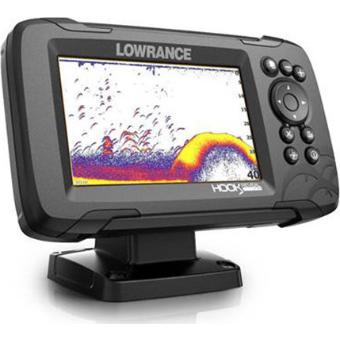 Βυθόμετρο GPS Lowrance Hook Reveal 5