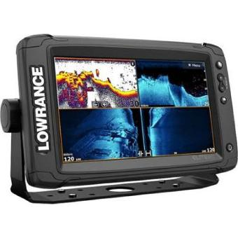 Βυθόμετρο GPS Lowrance Elite-7 Ti2 Active Imaging 3-in-1