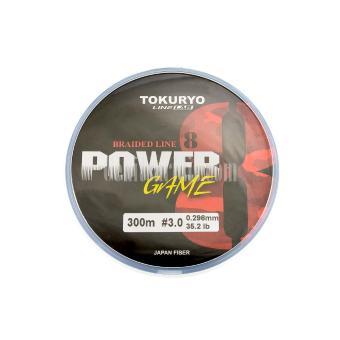 Νήμα Tokuryo Power Game 8Braid 300m