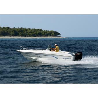 Πολυεστερικό Σκάφος Olympic 520cc