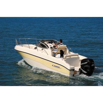 Σκάφος Poseidon Sundeck 755