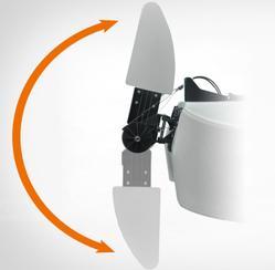 Κανό με ηλεκτρικό Κινητήρα Haswing
