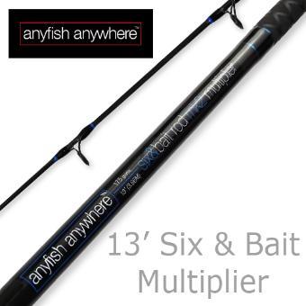 Καλάμι Ψαρέματος Anyfish Anywhere Six&Bait MK2 14'