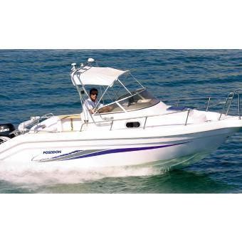 Σκάφος Poseidon Atlantis 5.90