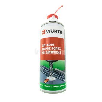 Αφρός Κοπής και Διάτρησης Wurth Cut+Cool