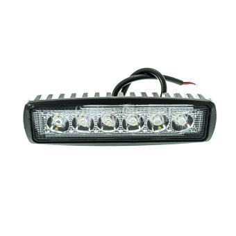 Προβολέας με 6 LED
