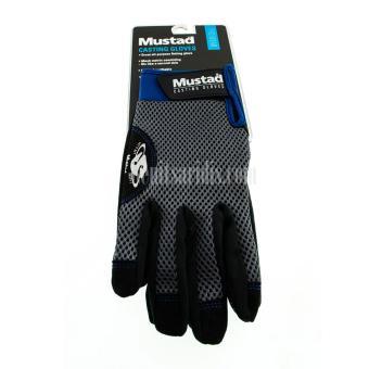 Γάντια Ψαρέματος Mustad Casting Gloves