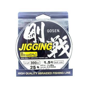 Νήμα Gosen Jigging 300m