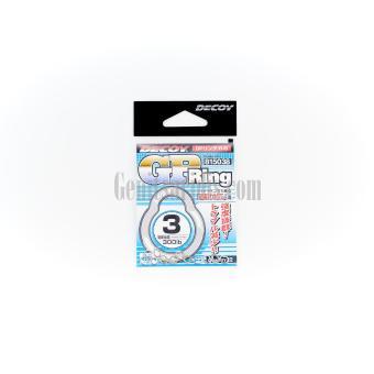 Κρικάκια Decoy GP Ring
