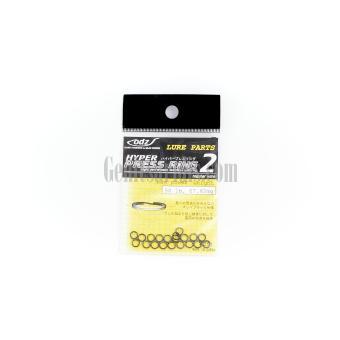 Κρικάκια ODZ Hyper Press Split Ring
