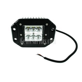 Προβολέας LED με 6 led