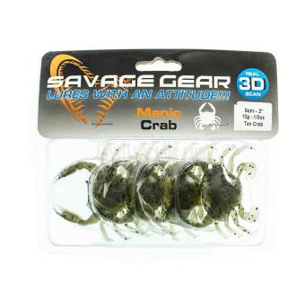Σιλικονούχο Savage Gear Manic Crab 3D
