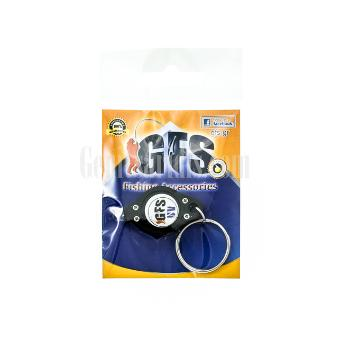 Μπρελόκ με φακό UV GFS