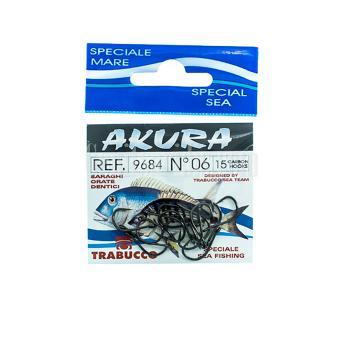 Αγκίστρι Trabucco Akura 9684