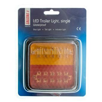 Φώτα Τρέιλερ Lalizas LED Αδιάβροχα